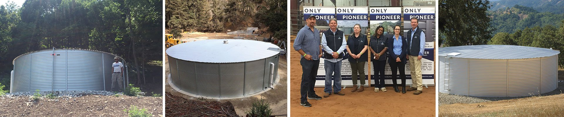 Fire protection water tank news