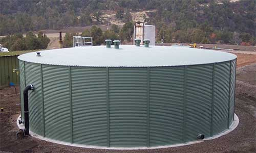 Pioneer Water Tanks have a full line of ventilation options for our water storage systems.