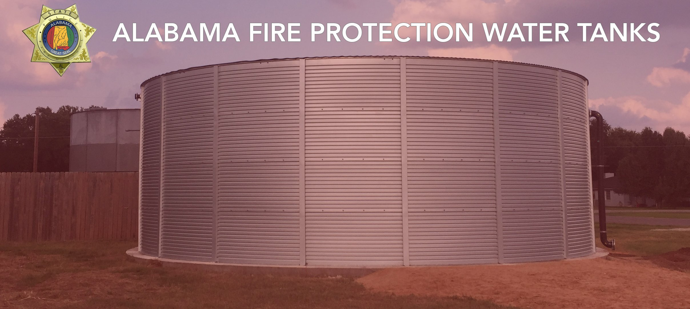Alabama Fire Protection Water Tanks   Fire Protection Water